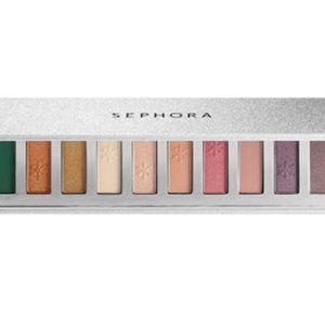 Sephora Winter Eyes 16 Eyeshadow Palette